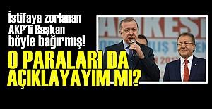 GENEL MERKEZDE BÖYLE BAĞIRMIŞ!..