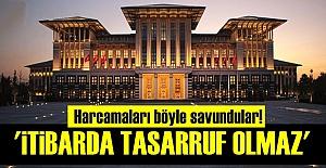 İTİBARDA TASARRUF OLMAZMIŞ!..