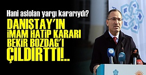 DANIŞTAY'IN KARARI ÇILDIRTTI!..