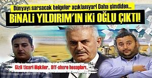 PARADİSE BELGELERİNDEN YILDIRIM'LAR ÇIKTI!
