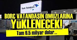 TÜRK TELEKOM KAZIĞI GELİYOR!