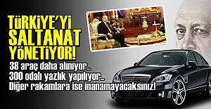 TÜRKİYE'Yİ SALTANAT YÖNETİYOR!..