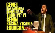AĞBABA'DAN ERDOĞAN'A SERT ÇIKIŞ!..