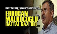 AKP'Lİ VEKİL UÇTU DA UÇTU!..
