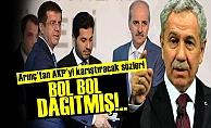 ARINÇ FENA ÇAKTI!..