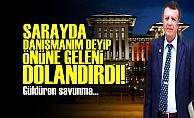 DANIŞMANIM DEYİP HERKESİ DOLANDIRDI!