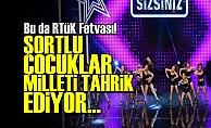 ŞORTLA DANSI TAHRİK EDİCİ BULDULAR!