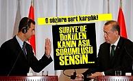 SURİYE'DEN ERDOĞAN'A SERT KARŞILIK!