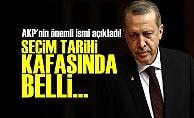 SEÇİM TARİHİ KAFASINDA BELLİ...