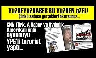 ÜNLÜ OYUNCUYU YPG'Lİ TERÖRİST YAPTILAR!