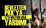 VERGİLER PKK'YA AKMIŞ!..
