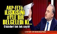 AKP-FETÖ İLİŞKİSİNİ ÖYLE BELGELEDİ Kİ...