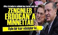 HALKIN DEĞİL ZENGİNİN PARTİSİ; AKP!