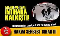 'POLİS BANA TECAVÜZ ETTİ' DEDİYSE DE...