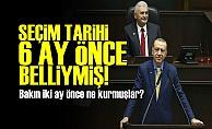 SEÇİM KARARINI 6 AY ÖNCE ALMIŞLAR!