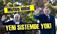 YILDIRIM YENİ SİSTEMDE YOK!