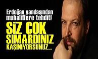 ALO FATİH'TEN VATANDAŞA TEHDİT!