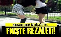 BURSA'DA ENİŞTE REZALETİ!