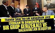 'DANIŞMANLAR GERİZEKALI VE DALKAVUK'