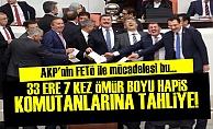 GARİBANA HAPİS, PARAYI BASTIRANA TAHLİYE!
