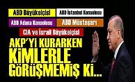 İNCE 'FETÖ' DEMİŞTİ AMA KİMLER VARMIŞ KİMLER!