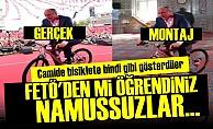 İNCE'YE AŞAĞILIK İFTİRA!