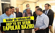 PARTİNİN VALİSİ BÖYLE BUYURDU!