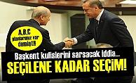 SEÇİLENE KADAR SEÇİM!..