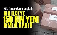 SEÇİM ÖNCESİ 150 BİN YENİ KİMLİK KARTI! NE İŞ...