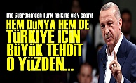 'Erdoğan Dünya Ve Türkiye İçin Büyük Tehdit'
