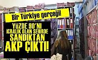 İcra Rekoru Kıran Çorum'da AKP Çıktı!