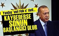 AKP'nin Anketçisi: Asıl Risk Yerel Seçimlerde...