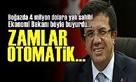 'Enflasyon Tetikliyor Zamlar Otomatik'