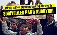 'Suriyeliler Parti Kuruyor'