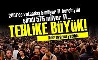 Türk Halkı İçin Tehlike Büyük!