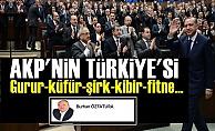 AKP'nin Türkiye'si!..