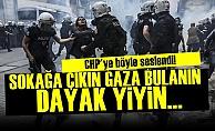 CHP'ye Olay Çağrı!