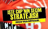 CHP'nin Yerel Seçim Stratejisi Belli Oldu!