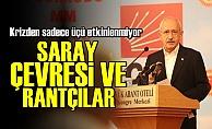 Kılıçdaroğlu Bombardımana Tuttu!