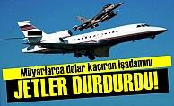 #039;O İşadamını Jetler Durdurdu#039;