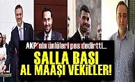 AKP'nin Ünlüleri Sadece Kendilerini Tanıttı!