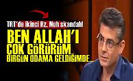 Bu Sözler Yine TRT'de Söylendi!