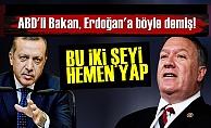 'Erdoğan'a Bu Talepleri Hayata Geçir' Demiş!