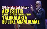 Karamollaoğlu'ndan Tarihi Konuşma!