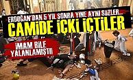Erdoğan Konya'da Yine Cami Yine İçki Dedi!