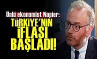 #039;Global Kriz Türkiye#039;nin İflası İle Tetiklenecek#039;