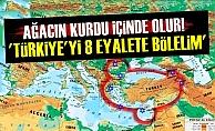'Türkiye'yi Sekiz Eyalete Bölelim'