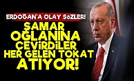 'Erdoğan'ı Şamar Oğlanına Çevirdiler'