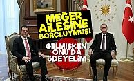 Erdoğan'ın İmamoğlu'na Borcu Varmış!