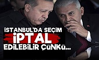 'İstanbul'da Seçim İptal Edilebilir'